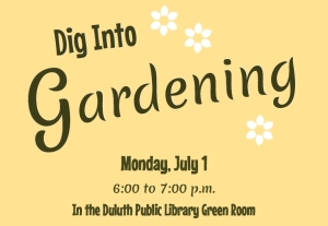 Dig into Gardening