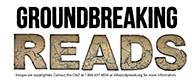 Groundbreaking Reads logo