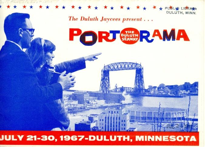 Portorama brochure